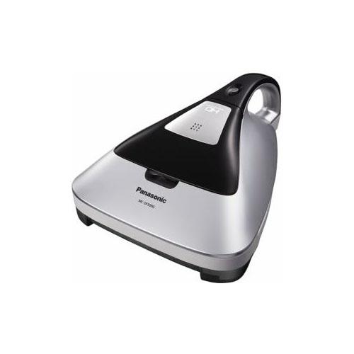 Panasonic ハウスダスト発見センサー搭載 紙パック式ふとん掃除機 (シルバー) MC-DF500G-S