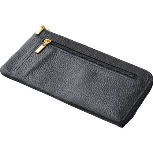 良品工房 日本製牛革手作り ラウンド財布 B3164075