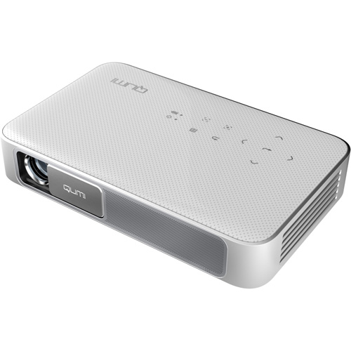 Vivitek QUMI LEDモバイルプロジェクター Q38-WH ホワイト Q38-WH