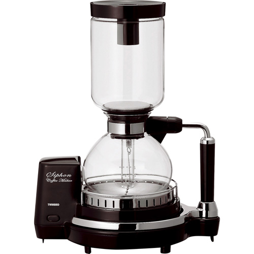 ツインバード サイフォン式コーヒーメーカー C8191020