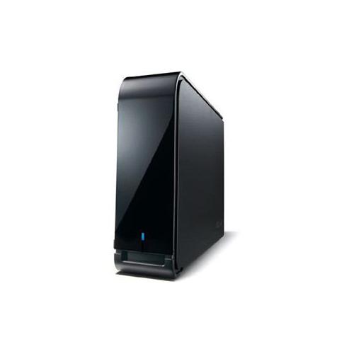 BUFFALO バッファロー ハードウェア暗号機能搭載 USB3.0用 外付けHDD 4TB HD-LX4.0U3D HD-LX4.0U3D