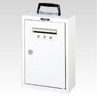 (まとめ) 提案箱 ナカバヤシ フリーボックス(提案箱) アイボリー FB-10 4902205902089 1台【5×セット】