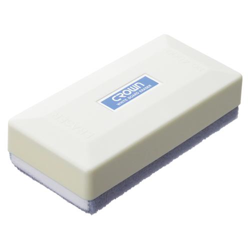(まとめ) ホワイトボードイレーザー クラウン 白板イレーザー CR-ER4000-I 4953349080867 ●仕様:両面用大 1個【20×セット】