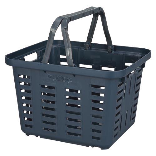 (まとめ) 工具箱 リングスター スーパーバスケット グリーン SB-370 4963241007275 ●外寸:幅370×奥320×高245mm 1個【10×セット】