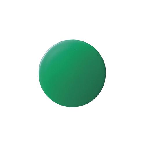 【マラソンでポイント最大44倍】(まとめ) マグネット用品 クラウン カラーマグタッチ 再生ABS製 緑 CR-MG35-GX5 4953349060289 ●径35×厚8mm 1枚【30×セット】