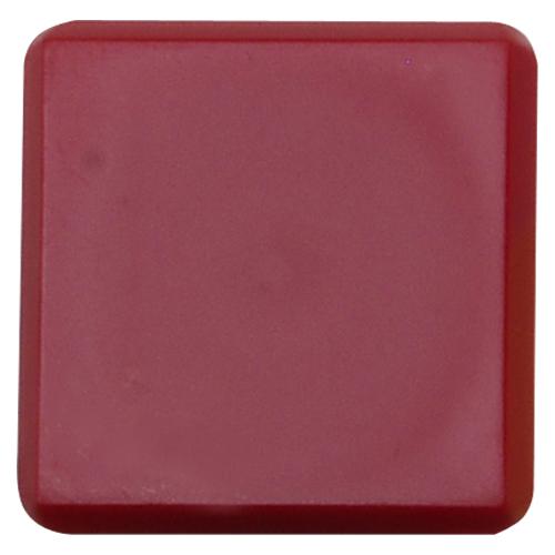 (まとめ) マグネット用品 クラウン カラーマグタッチ 再生ABS製 赤 CR-MG33-RX10 4953349060449 ●縦30×横30×厚8mm 1枚【20×セット】