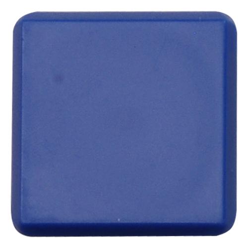 (まとめ) マグネット用品 クラウン カラーマグタッチ 再生ABS製 青 CR-MG33-BLX10 4953349060456 ●縦30×横30×厚8mm 1枚【20×セット】