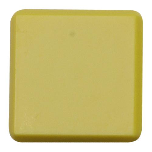 (まとめ) マグネット用品 クラウン カラーマグタッチ 再生ABS製 黄色 CR-MG33-YX10 4953349060470 ●縦30×横30×厚8mm 1枚【20×セット】