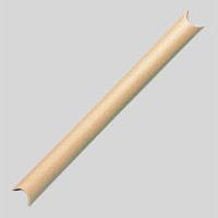 (まとめ) 紙筒 菅公工業 チュパック 紙筒 タ055 4971655400551 ●規格:B2収納●外寸:径53×長580mm●内寸:長530mm 1本【50×セット】