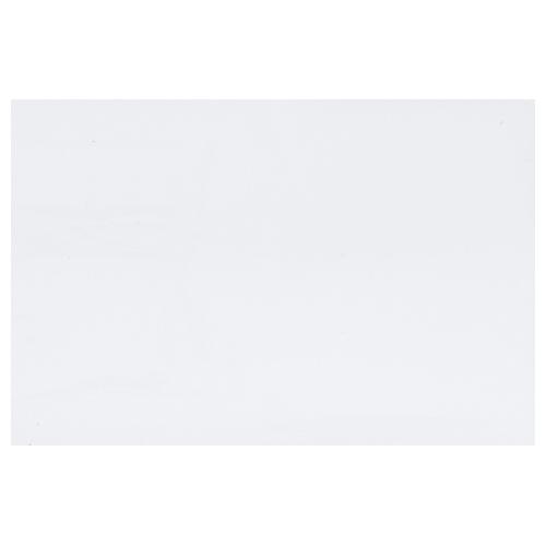 (まとめ) ホワイトボード(マグネット式) ソニック ホワイトボードシート環境対応 MS-395 4970116035073 ●外寸:横900×縦600mm 1枚【5×セット】