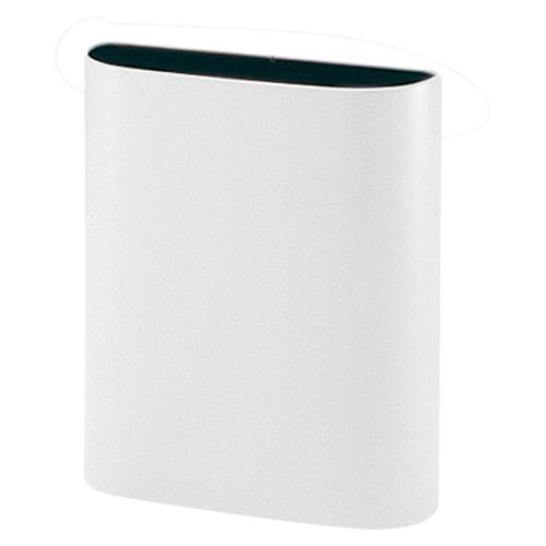 (まとめ) ゴミ箱 ぶんぶく マグネットバケット マグネット付 ホワイト MG-1 4976511176014 ●容量:5.1l 1個【5×セット】