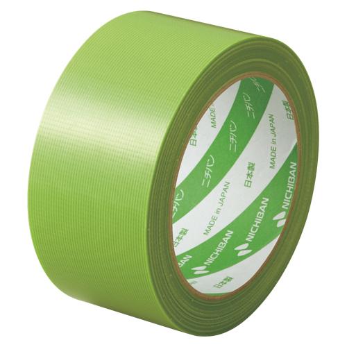 (まとめ) マスキング用テープ ニチバン フィルムクロステープ 養生用 緑 184-50 4987167065379 ●寸法:幅50mm×長25m 1個【30×セット】