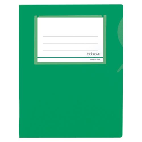 (まとめ) クリヤーホルダー セキセイ アドワン ワイド&ハーフフォルダー 一件楽着[R] グリーン AD-2406-30 4974214163379 1枚【150×セット】