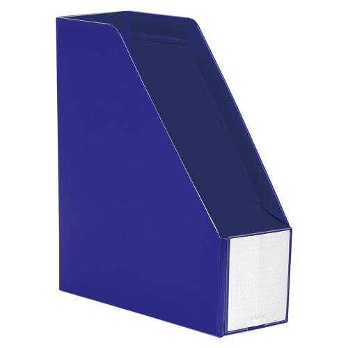 (まとめ) ファイリングボックス セキセイ アドワン ボックスファイル パープル AD-2650-80 4974214163591 1冊【30×セット】