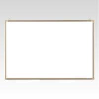(まとめ) ホワイトボード クラウン ホワイトボード壁掛 CR-WB15 4953349080119 ●外寸:横600×縦450×厚55mm●重量:2kg 1枚【5×セット】