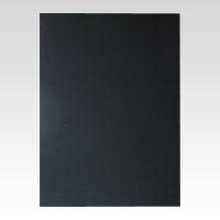 (まとめ) カラーボード アルテ ニューカラーボード ブラック BP-5CB-A2-BK 4963783215121 ●A2判●縦594×横420mm 1枚【20×セット】