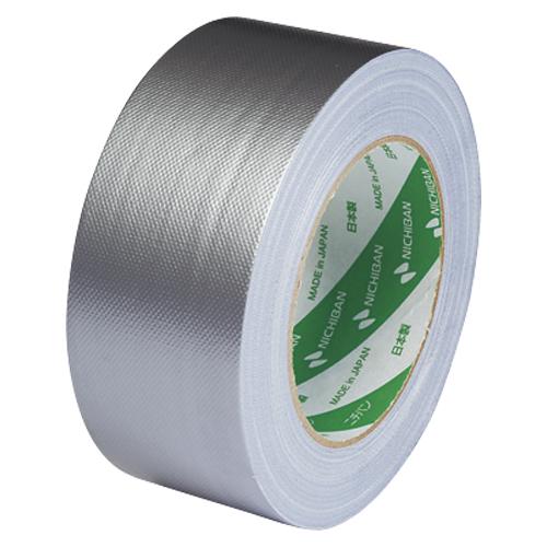 (まとめ) 布テープ ニチバン 布カラーテープ 銀色 102N10-50 4987167033040 1個【20×セット】