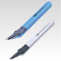 (まとめ) 除針器 マックス リムーバ 除針器 グレー RZ90045 4902870633684 1個【30×セット】