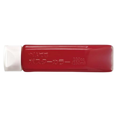(まとめ) ポスターカラー ぺんてる ポスターカラー(クラス用) 赤 YNG3T11 4902506218421 1個【20×セット】