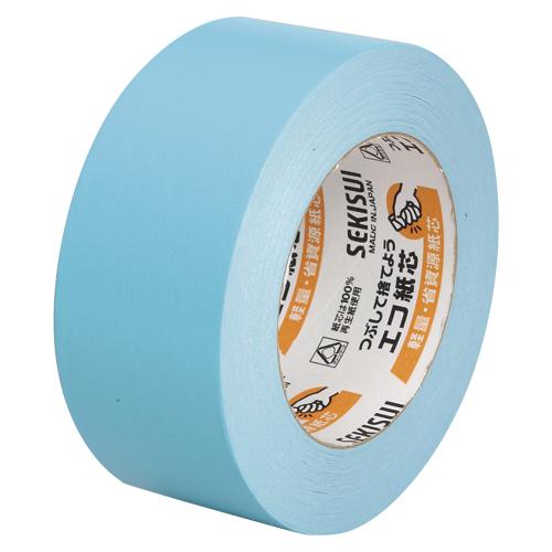 (まとめ) クラフトテープ セキスイ カラークラフトテープ 空 K50WL13 4901860180122 ●寸法:幅50mm×長50m 1巻【30×セット】