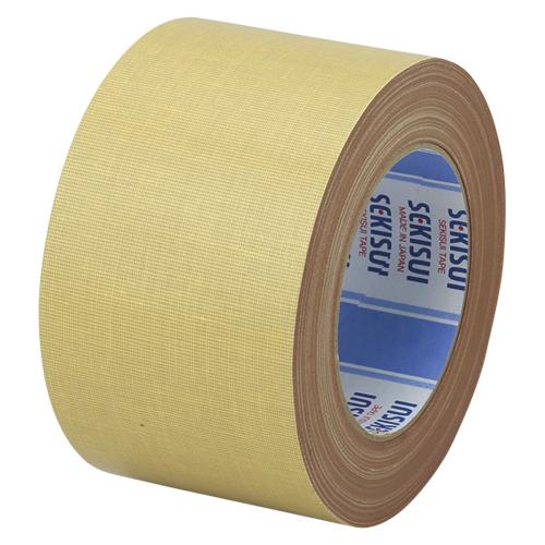 (まとめ) 布テープ セキスイ 布テープ N60X05 NO600 75X25 4901860101875 ●寸法:幅75mm×長25m 1巻【20×セット】