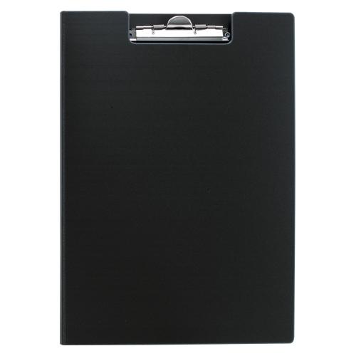 (まとめ) クリップボード クラウン クリップボード 黒 CR-CP80-B 4953349031036 1冊【20×セット】