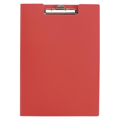 (まとめ) クリップボード クラウン クリップボード 赤 CR-CP80-R 4953349031043 1冊【20×セット】