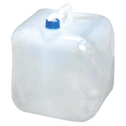 (まとめ) 非常給水用品 アイリスオーヤマ ウォータータンク WAT-20L 4905009720293 ●容量:20l 1個【20×セット】