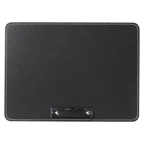 (まとめ) クリップボード 山口工業 スタンディングボード ブラック CP-50 ヨコ 4536489327506 ●規格:A4判ヨコ型 1枚【20×セット】