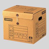 (まとめ) 文書保存箱 ゼネラル イージーストックケース 文書保存箱 段ボール製 SCH-102 4973772001550 ●規格:A4/B5兼用●外寸:幅335×奥300×高285mm 1個【20×セット】