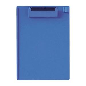(まとめ) クリップボード オープン クリップボード 再生ABS樹脂製 青 CB-400-BU 4970115204623 1枚【50×セット】