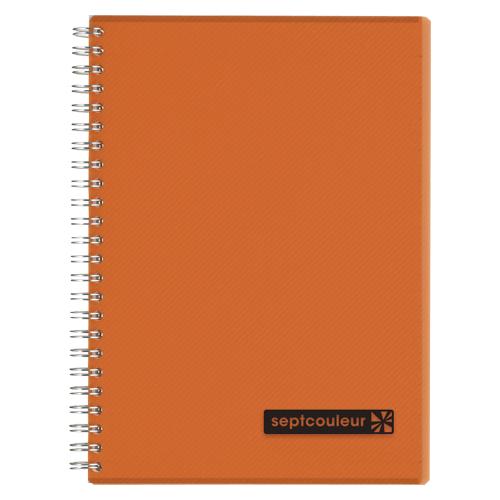 (まとめ) ノート マルマン セプトクルール オレンジ N572B-09 4979093572274 1冊【30×セット】