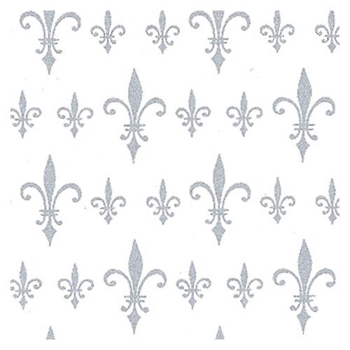 (まとめ) 包装紙 シモジマ HEIKO 包装紙 銀色 002351201 4901755210347 1束【5×セット】