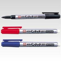 (まとめ) 油性マーカーペン サクラクレパス ペンタッチ 黒 PPKE#49 4901881819711 1本【100×セット】