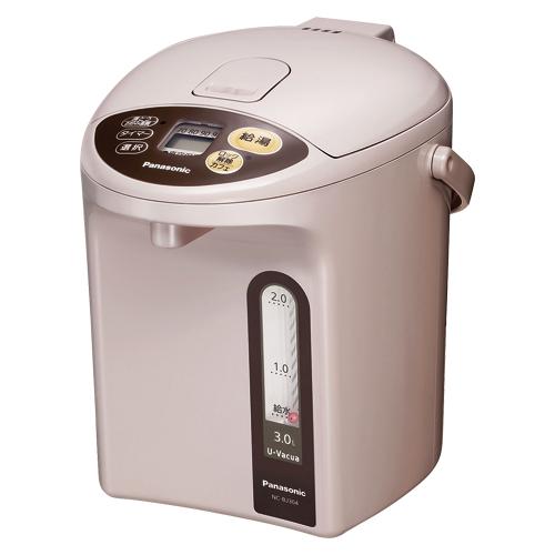 【単品】 電気ポット パナソニック ジャーポット NC-BJ304-C 4549077193827 ●容量:3.0l
