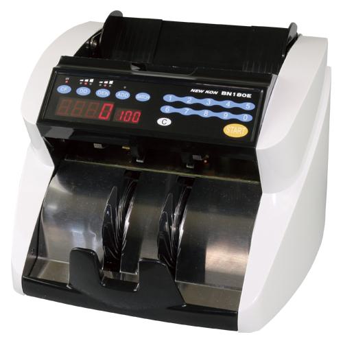 【単品】 紙幣計数機 ニューコン工業 紙幣計数機 BN180E 4571104701118