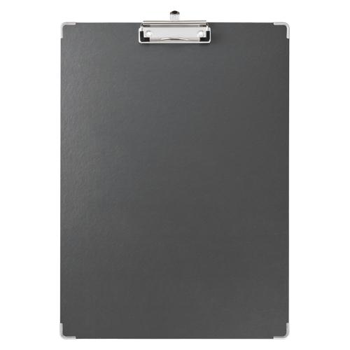 (まとめ) クリップボード キングジム 用箋挟み 黒 8307クロ 4971660041985 ●規格:A3判 1枚【30×セット】