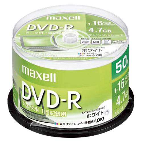 PC関連用品 DVD-R PC DATA用 DVD-R パソコンデータ用1回記録タイプ (まとめ) DVD-R maxell PC DATA用 DVD-R パソコンデータ用1回記録タイプ DR47PWE.50SP 4902580517649 1個【5×セット】