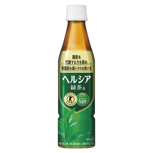 (まとめ) ペットボトル飲料(お茶) 花王 ヘルシア緑茶 326560 4901301326560 1梱【5×セット】