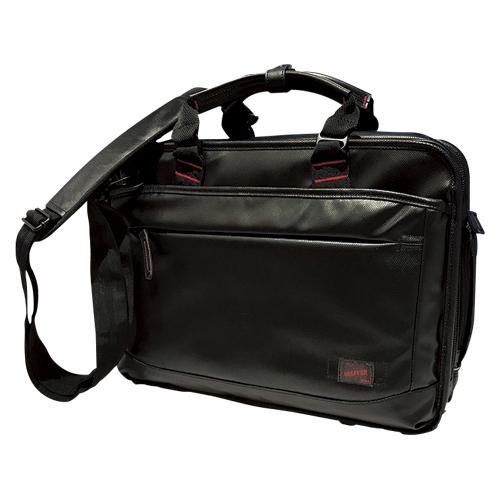 【単品】 ビジネスバッグ コクホー 多用途カジュアルビジネスバッグ 黒 DR-BB041-B 4533867002628