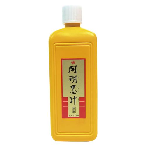 (まとめ) 墨汁 開明 墨汁 BO1020 4901452010202 ●内容量:400ml 1個【20×セット】
