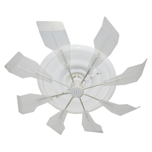 生活用品 家電 空調備品 ハイブリッド メーカー在庫限り品 ファン 単品 休み 可変範囲:径700?900mm 潮 ハーフクリアー HBF-SJRCW 4562258873400
