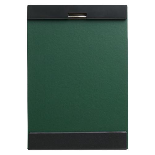 (まとめ) クリップボード キングジム クリップボード マグフラップ 緑 5085ミト 4971660044061 1枚【20×セット】