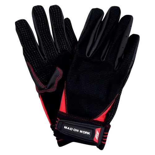 (まとめ) 作業用手袋 ミタニコーポレーション CAIZER(カイザー) 209728 4956668092740 ●全長:210mm●サイズ:M 1双【10×セット】