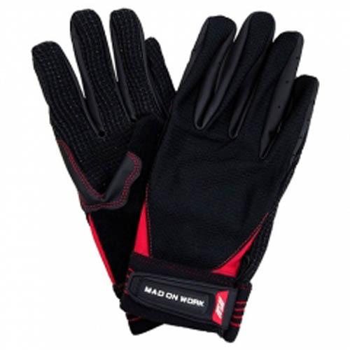 (まとめ) 作業用手袋 ミタニコーポレーション CAIZER(カイザー) 209729 4956668092757 ●全長:215mm●サイズ:L 1双【10×セット】