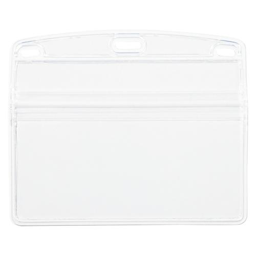 1袋【10×セット】 (まとめ) NX-116 名札用ケース 4970115560866 オープン 名札