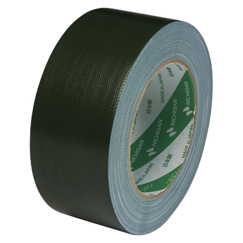 (まとめ) 布テープ ニチバン 布カラーテープ 緑 102N3-50 4987167034023 1個【20×セット】