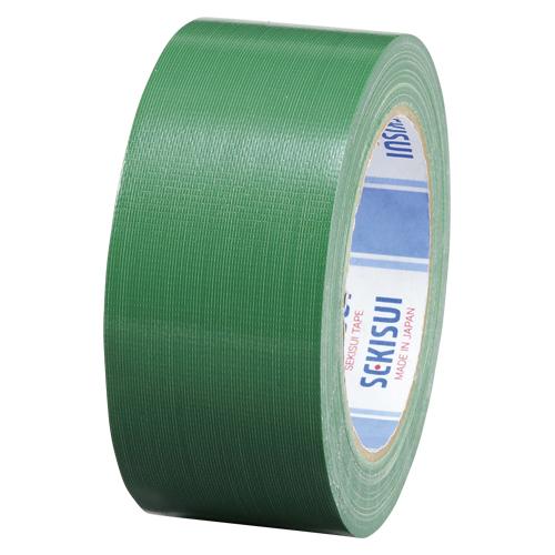 (まとめ) 布テープ セキスイ カラー布テープ 緑 N60MV03 4901860184922 1個【30×セット】