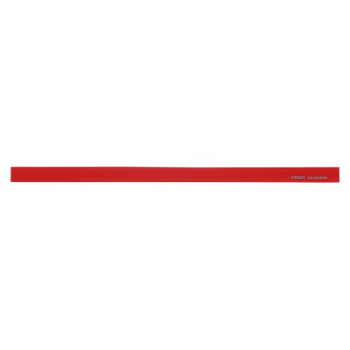 事務用品 マグネット用品 マグネットバー (まとめ) マグネット用品 クラウン マグネットバー 赤 CR-MG300R-R 4953349000469 1個【30×セット】