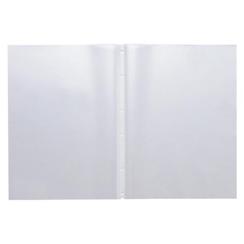(まとめ) クリヤーポケット キングジム クリアーファイル ヒクタス±[R](透明)スティック・タイプ 7103T 4971660005147 1個【100×セット】